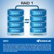 RAID1: 1TB Sicherheit = (2x 1TB WD Red WD10EFRX)