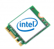 Intel Wireless M.2, WiFi 6 bis 2400 Mbit WLAN + Bluetooth 5.1 (AX201)