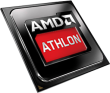 AMD Athlon 200GE, 2x 3.2 GHz (Vega 3 Grafik)