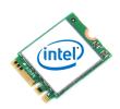 Intel Wireless M.2, bis 1730 Mbit WLAN + Bluetooth 5.0 (9260)