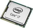 Intel Core i7-10750H, 6x 2.6 bis 5.0GHz (Comet Lake)