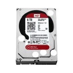 WD Red - 6 TB, WD60EFRX, 64MB Cache, SATA-600
