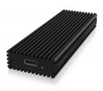 ICY BOX Externes USB 3.1 Gehäuse für M.2 NVMe SSD