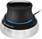 3Dconnexion SpaceMouse Compact, USB, 3D-Maus