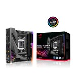 ASUS ROG Strix Z390-I Gaming, Sockel 1151, ITX, Z390, WLAN