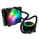 Cooler MasterLiquid ML120R ARGB, Wasserkühlung (sehr leise), beleuchtet