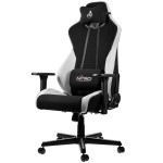Nitro Concepts S300 Gaming Chair, Radiant White