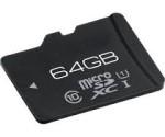64GB SDXC Micro-Card (Secure Digital Micro)