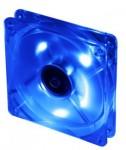 Xilence Zusatzlüfter 12cm, 4 LEDs (blau)