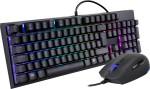 Cooler Master MasterSet MS120, Gaming Maus + Tastatur RGB