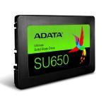 ADATA 240GB SSD, SU650, 2.5 Zoll SATA