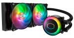 Cooler MasterLiquid ML240R ARGB, Wasserkühlung, beleuchtet