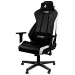 Nitro Concepts S300 EX Gaming Chair, Radiant White