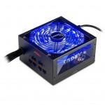 argus RGB-650 CM 650W, 80+ Gold, Modular, Beleuchtung