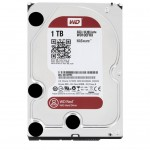 WD Red 1 TB, WD10EFRX, 64MB Cache, SATA-600
