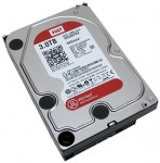 WD Red 3 TB, WD30EFRX, 64MB Cache, SATA-600