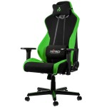 Nitro Concepts S300 Gaming Chair, Atomic Green