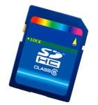 16GB SDHC-Card (Secure Digital)
