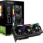 EVGA GeForce RTX 3090 FTW3 Ultra, 24GB GDDR6X