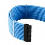 Cablemod PRO ModMesh Cable-Kit sleeved, hellblau