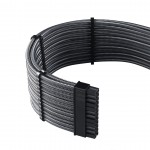 Cablemod PRO ModMesh Cable-Kit sleeved, carbon