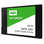 WD Green 120GB SSD, WDS120G2G0A