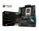 MSI X399 SLI Plus, AMD X399, TR4, ATX