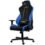 Nitro Concepts S300 Gaming Chair, Galactic Blue