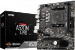 MSI A520M-A Pro, AMD A520, AM4, mATX
