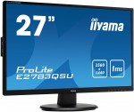 27 Zoll Iiyama E2783QSU-B1 Pivot 1ms (68.6cm), 2560x1440, HDMI, Speaker