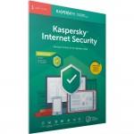 Kaspersky Internet Security 2019, 1 Gerät, 1 Jahr Schutz