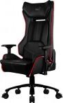 Aerocool P7-GC1 Air RGB Gaming Chair, schwarz