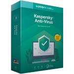 Kaspersky Anti-Virus, 1 Gerät, 1 Jahr Schutz