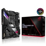 ASUS ROG Crosshair VIII Hero, AMD X570, AM4, ATX