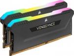 Corsair Vengeance RGB Pro SL 16GB Kit, DDR4-3600 MHz (2x8GB), schwarz