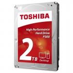 Toshiba 2000 GB, P300, 7200 U/min, SATA-600