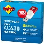AVM FRITZ!WLAN Stick AC 430, 433Mbit