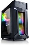 Kiebel Gamer-PC Total AMD Ryzen 7 (Komplett-Set)