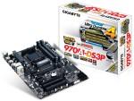 Gigabyte GA-970A-DS3P, AMD 970, AM3+, ATX
