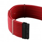 Cablemod PRO ModMesh Cable-Kit sleeved, rot