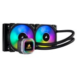 Corsair Hydro Series H100i RGB Platinum, Wasserkühlung (240mm)