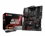 MSI MPG X570 Gaming Plus, AMD X570, AM4, ATX