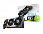 MSI GeForce RTX 3070 Suprim X, 8GB, HDMI, 3xDP