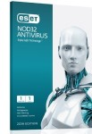 ESET NOD32 Antivirus (V. 8) - 1 PC