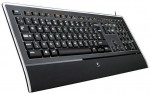 Logitech Illuminated K740 Tastatur, USB