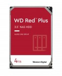 WD Red Plus 4 TB, WD40EFZX, 128MB Cache, SATA-600