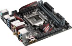ASUS Z170I PRO GAMING, Sockel 1151, Mini-ITX, Z170
