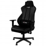 Nitro Concepts S300 EX Gaming Chair, Stealth Black