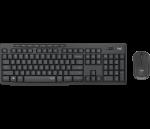Logitech Wireless Combo MK295 Silent - Tastatur, Maus, deutsch