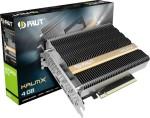 Palit GeForce GTX 1650 KalmX, 4GB GDDR5, 2x DP, 1x HDMI, passiv